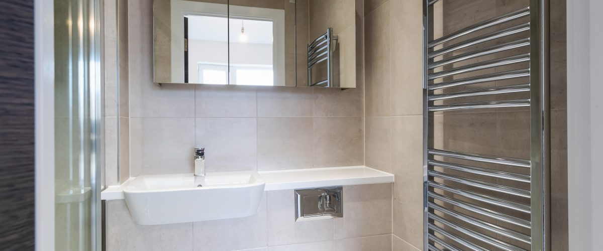 Cheshunt Housing bathroom