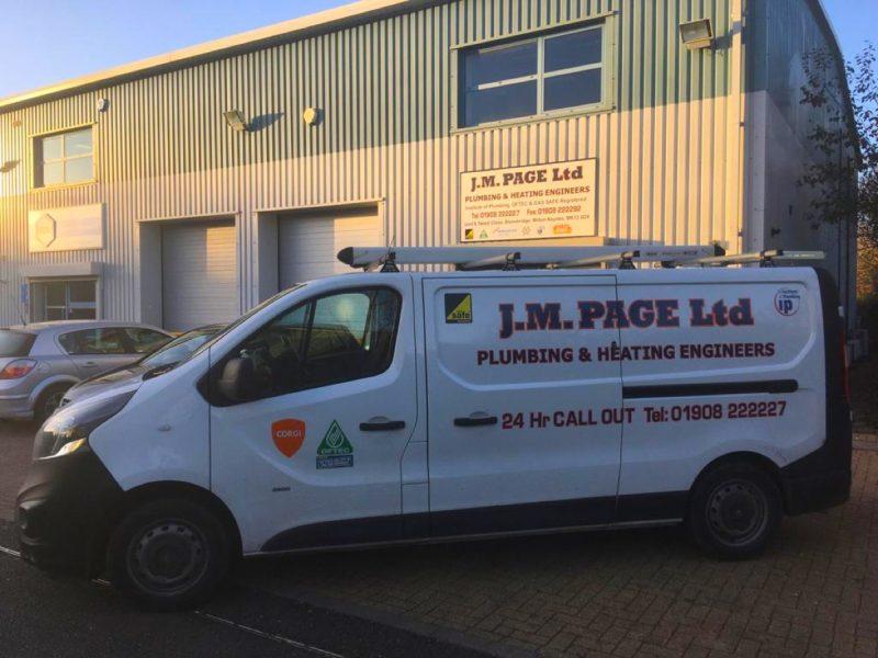 JM Page Van
